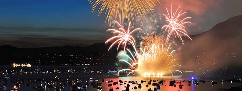 image showing fireworks celebration