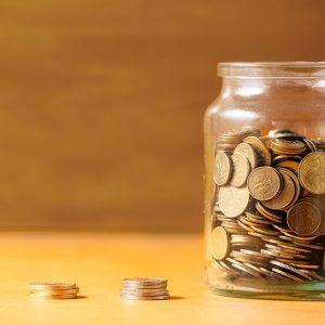 Voluntary Repayments, Money Jar
