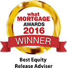 What Mortgage Award 2016 Winner: Best Equity Release Adviser