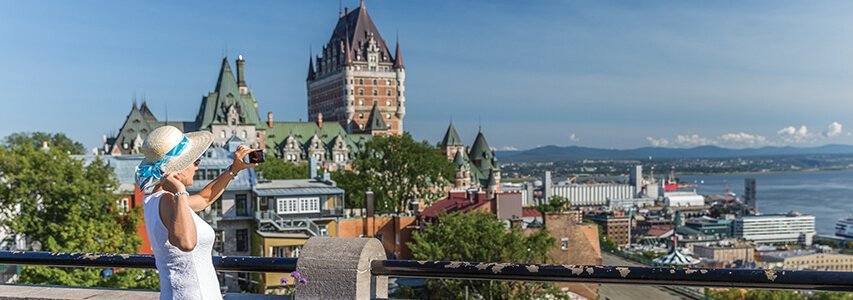 British Expat in Quebec City, Canada
