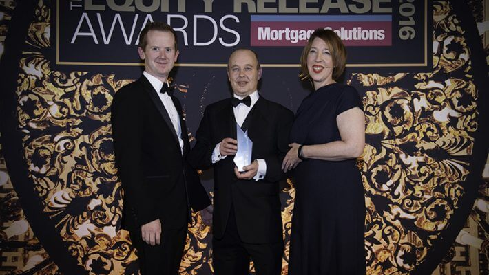 Equity Release Awards 2016 Winner: Gordon Cunningham
