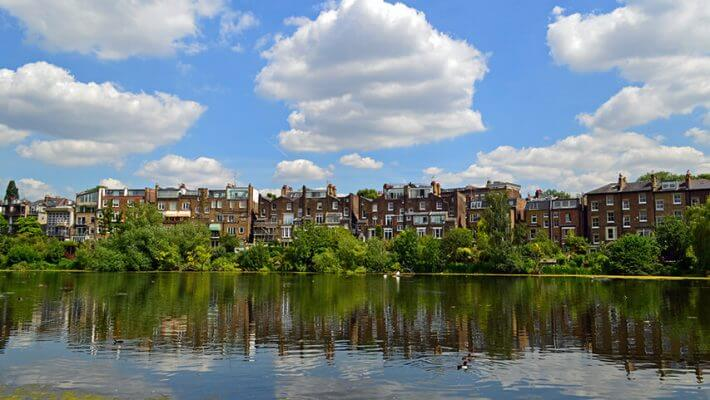 Hampstead, home town of celebrity Tom Conti