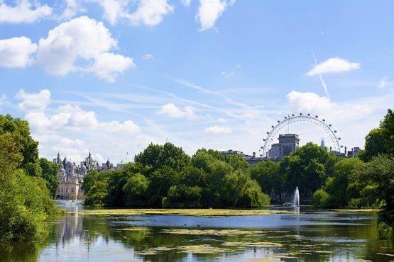James Park, London