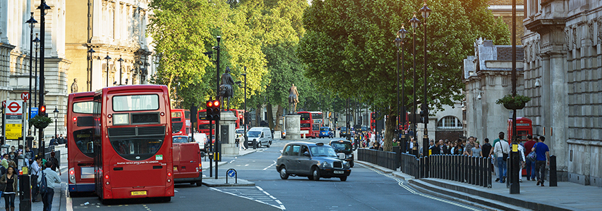 London, top urban retirement destination