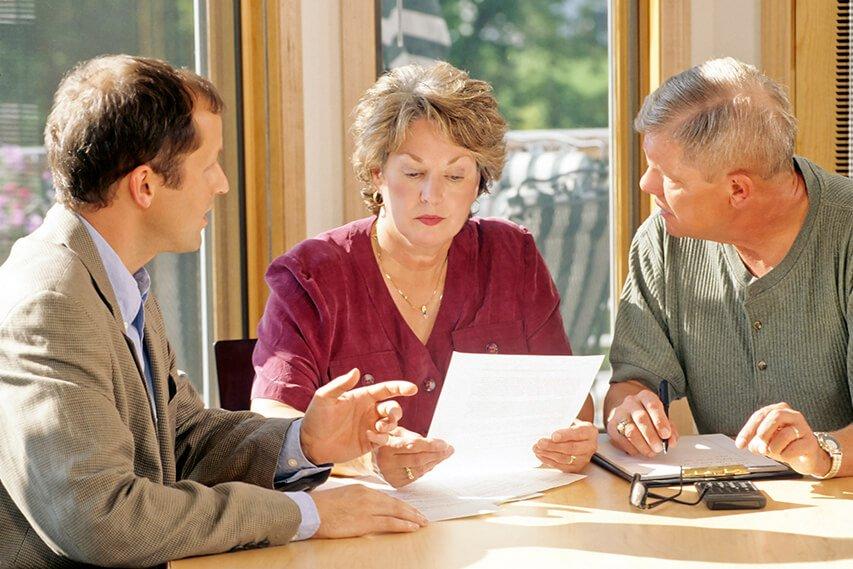 Dealing with debt in retirement