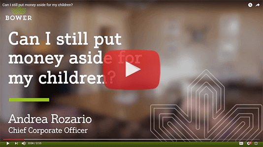 Video: Can I still put money aside for my children?