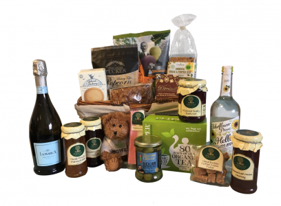 Luxury Food and Drink Hamper