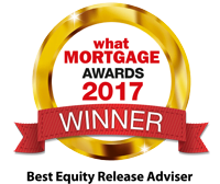 What Mortgage Awards Best Equity Release Adviser 2013-2017