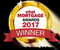 What mortgage 2017 winner award logo