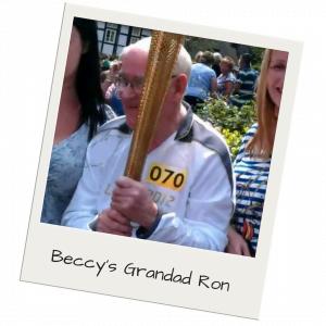 Beccy's Grandad Ron