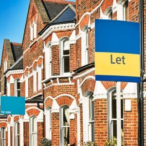 Residential buy to let property in London