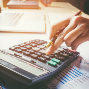 Calculating budget