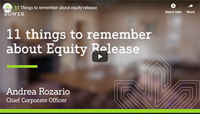 Video: 11 things to remember about equity release