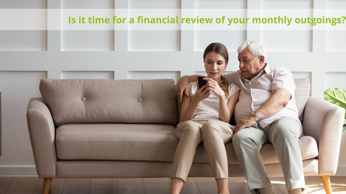 Annual financial review for your family